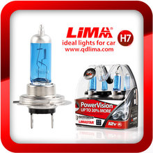 Halogen xenon 12v 100w super white auto car bulb h7
