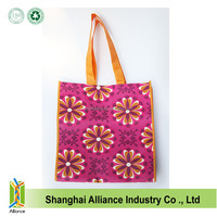 Custom Print Durable Tote Eco Rpet Shopping Bag
