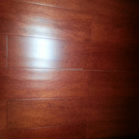 Poplar Antique Engineered Solid Wood Flooring Attractive and durable