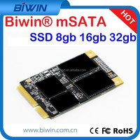 4 CH mSATA 64gb SSD MLC mini pcie Solid State HDD 256gb