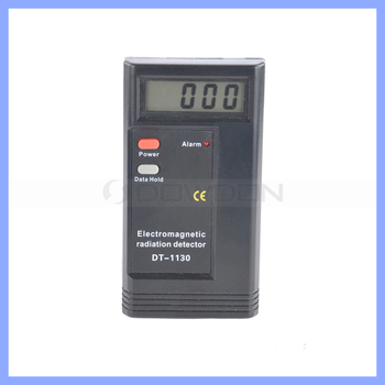 Mini Digital LED Display Electromagnetic Radiation Detector