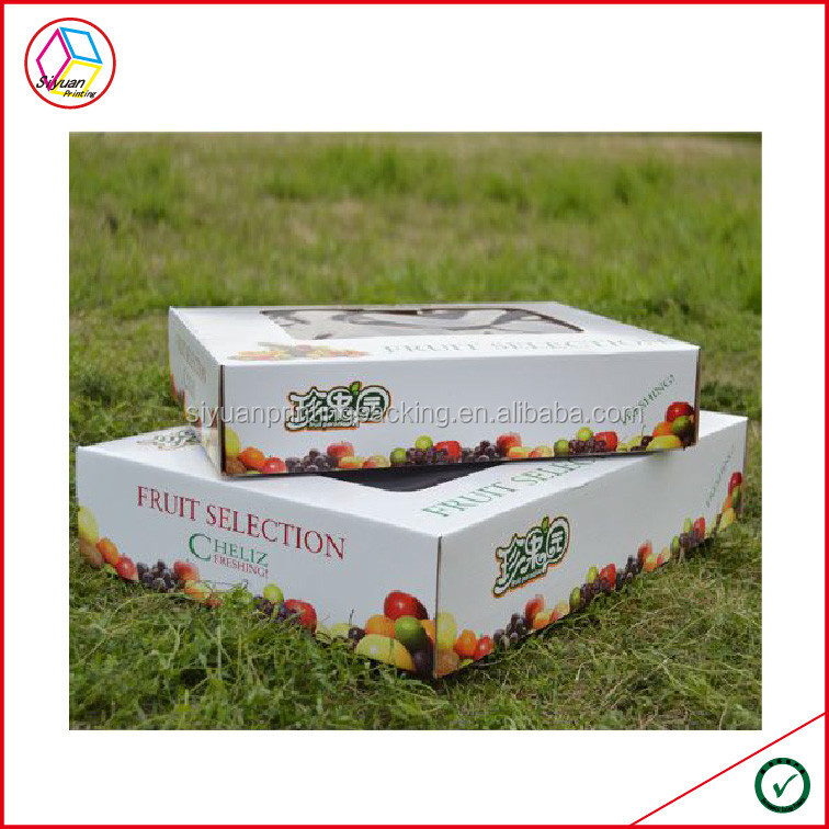 High Quality Tomato Packing Boxes