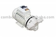 High flow rate diphragm pump