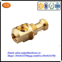 Made In China CNC Machined Brass And Copper Parts For Using In Telecommunication