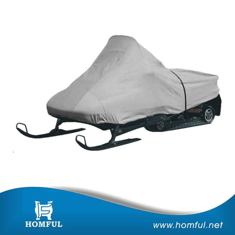 chinese snowmobile quad bike electric polyester snowmobile seld cover