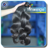 24h SALE, 4pcs/lot, 4 pieces 14 inch, virgin hair with full&thick end factory price outlet,virgin ideal hair arts