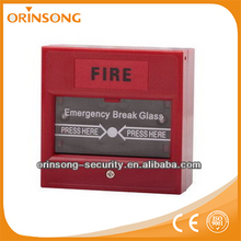 Emergency Break Glass Manual Call Point FA102R fire alarm system