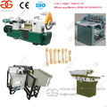Wood Tongue Depressor Machine Ice Cream Stick Production Line Spoon Making Machine