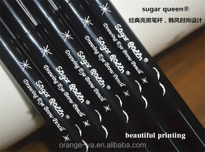 private label eyebrow pencils with brush use good eyebrow wax