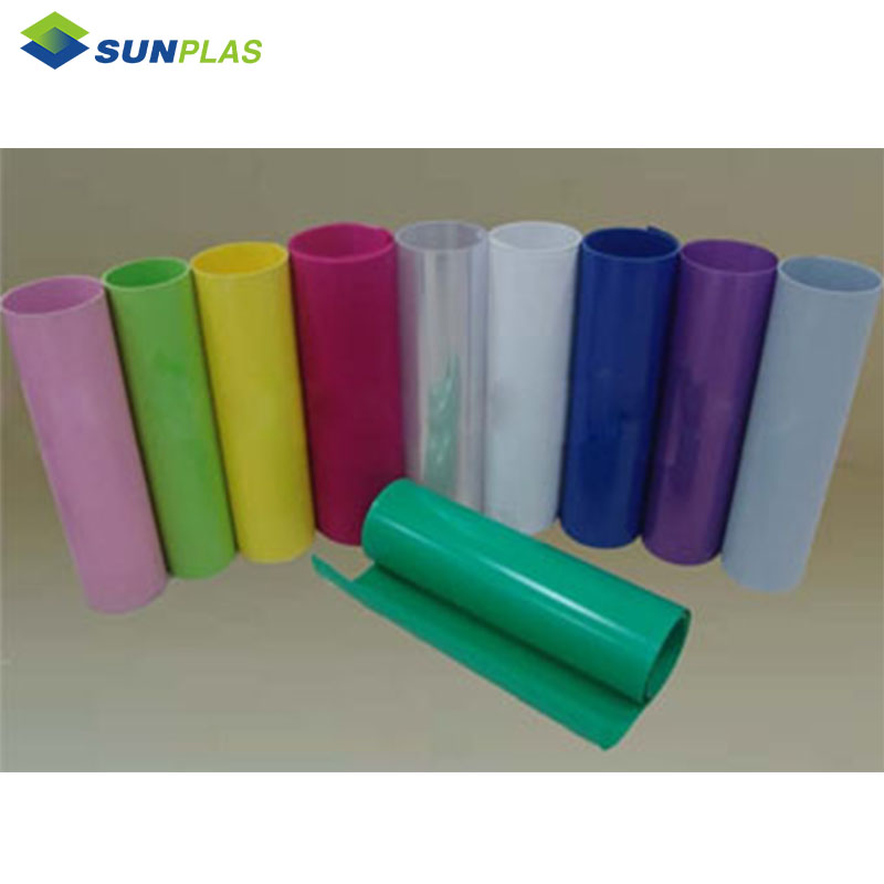 ABS plastic In roll for fan blades