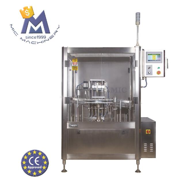 MIC manufacturer wildly used automatic pre-filled syringe filling machine