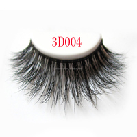 100% real mink fur lashes,natural looking 3d siberian mink lashes private label mink eyelashes, red cherry eyelashes