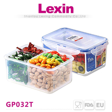 dried fruits compartments food storage containers with silicone