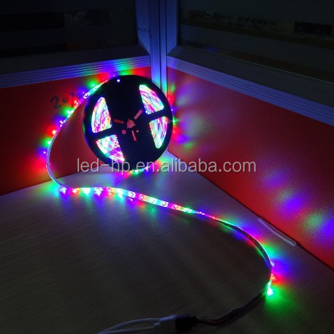 RGB continuous length flexible led light strip