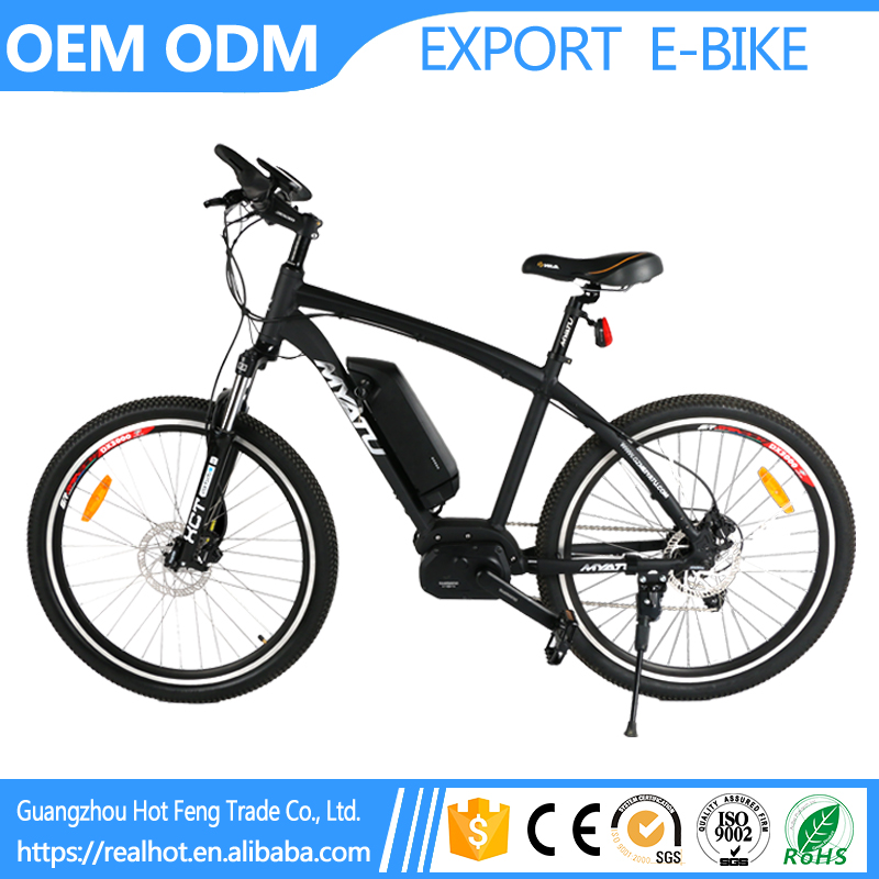 Cheap Factory Price Rear Wheel Drive Li Battery High Speed Brushless Motor Mountain Green Powered xiongying electric bike