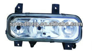 High quality Mercedes benz atego truck parts head lamp 9738200661