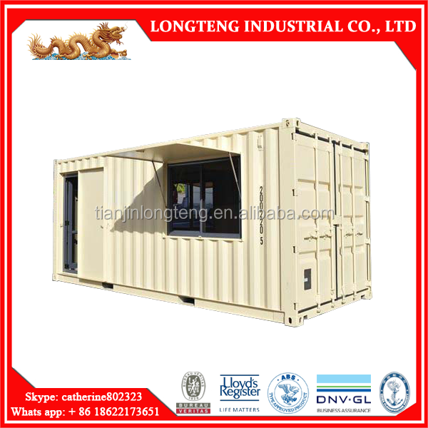 High quality non - used 20ft 40 ft container office price