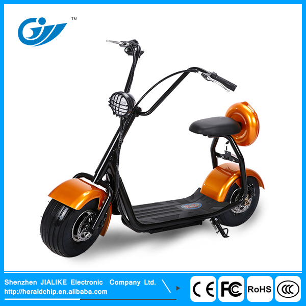Citycoco style Harley02 wheel hub electric scooter motor for adults