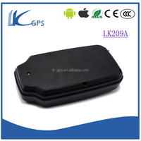 Manufacturer gps tracking systems software with magnet --Black LK209A mini gps tracker avec gsm/gprs