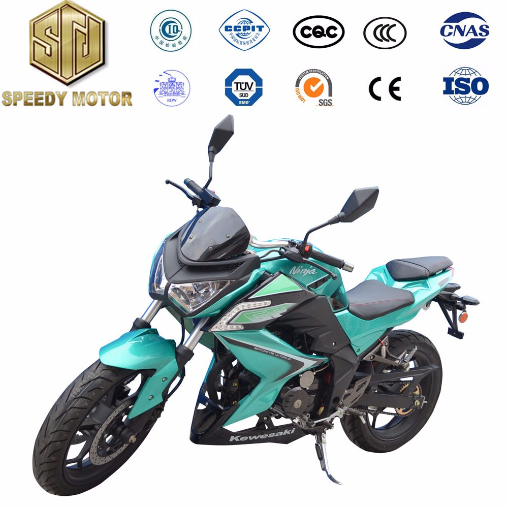 High efficiency modern appearance attractive 4 stroke motorcycles