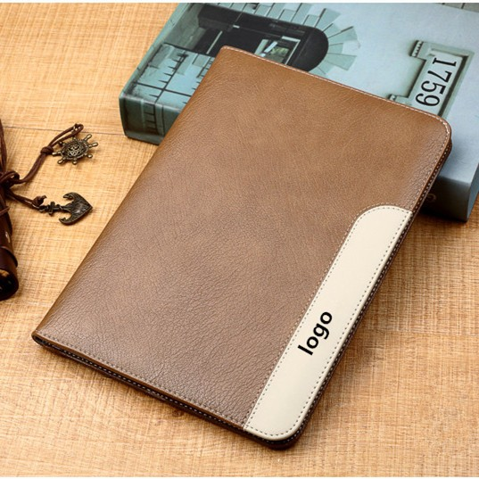 MOQ 1pcs Retail smart Leather Case For iPad mini4 Handheld PU Smart Case For iPad mini4