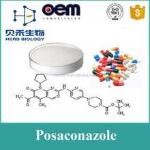 High-purity factory supply Posaconazole(Purity:NLT 99%) With Antifungal activity