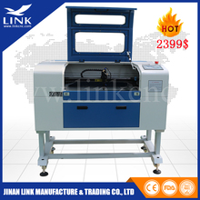 plastic engraver 3d crystal laser carving machine price 6040 with 90W