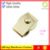 OEM Factory hot sales zinc alloy metal push lock in Nickel Free light gold color