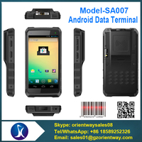 wireless android data collector, handheld android portable data terminal