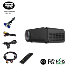 China OEM portable full hd 1080p projector for school