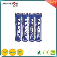 AAA alkaline battery LR03 AM-4 / battery backup