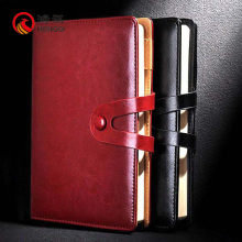 L066-A Cute stationery school pu leather notebook,imitation leather notebook,leather notebook portfolio