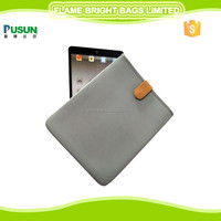 Neoprene promotional 12 inch tablet pc flip cover case for tablet