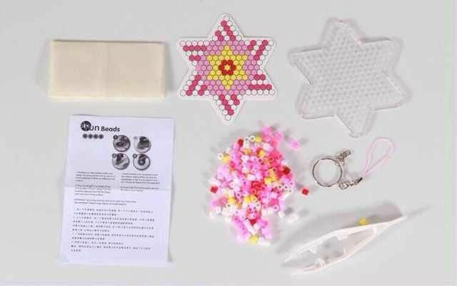 Hot DIY Hama and Pegboard For Kids