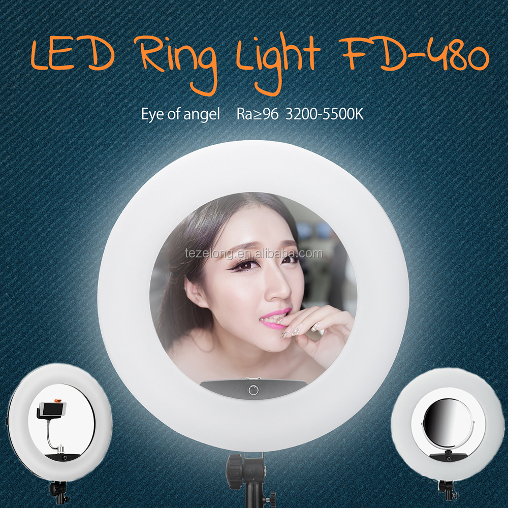 camera,photo&accessories ring light and stand kit led 96w continuous light and camera remote control