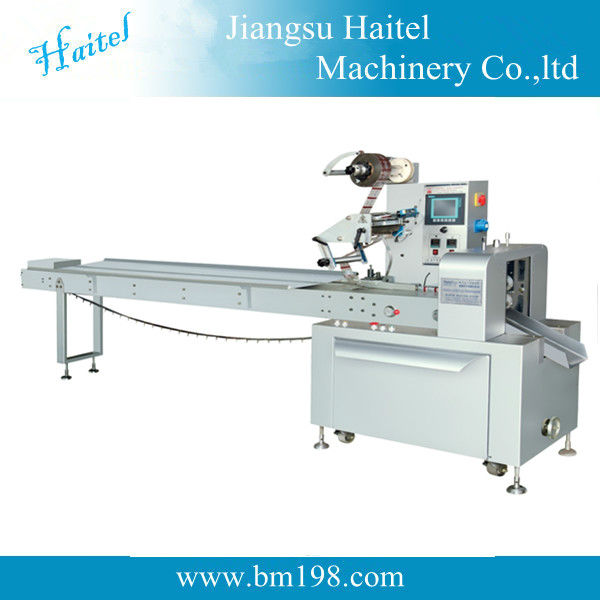 Food Packing Machinery Manual Candy Wrapping Machine