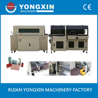 heat auto shrink film sealing machine