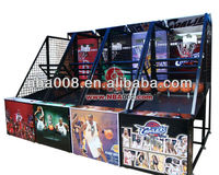 2014 New Style Arcade basketball machine