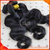 Hot Sale Natural Black Body Wave Peruvian Virgin Hair High Quality Body Wave Remy Virgin Peruvian Hair
