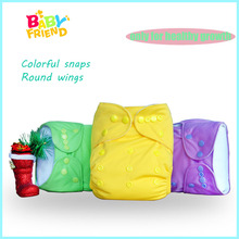 Hot Sale Waterproof Reusable Babyfriend Baby Cloth Diaper Nappy