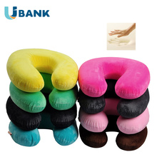 2018 Soft U-shape memory foam travel neck support pillows