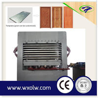 Yongsheng best price automatic veneering hot/heat press machine