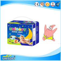 2016 J80 disposable cloth like sleepy baby diapers with competitive price