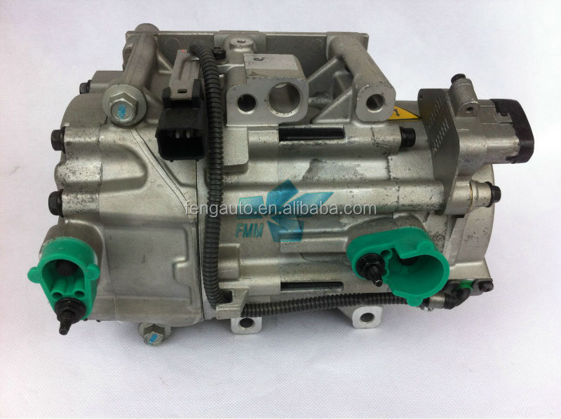 HCC electric car ac compressor for KIA k7 OPTIMA HYBRID
