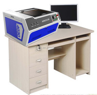 Air Cooling Mode and CE ISO Certification desktop laser engraving machine for crafts