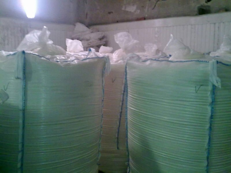 Polypropylene (PP) regranulated
