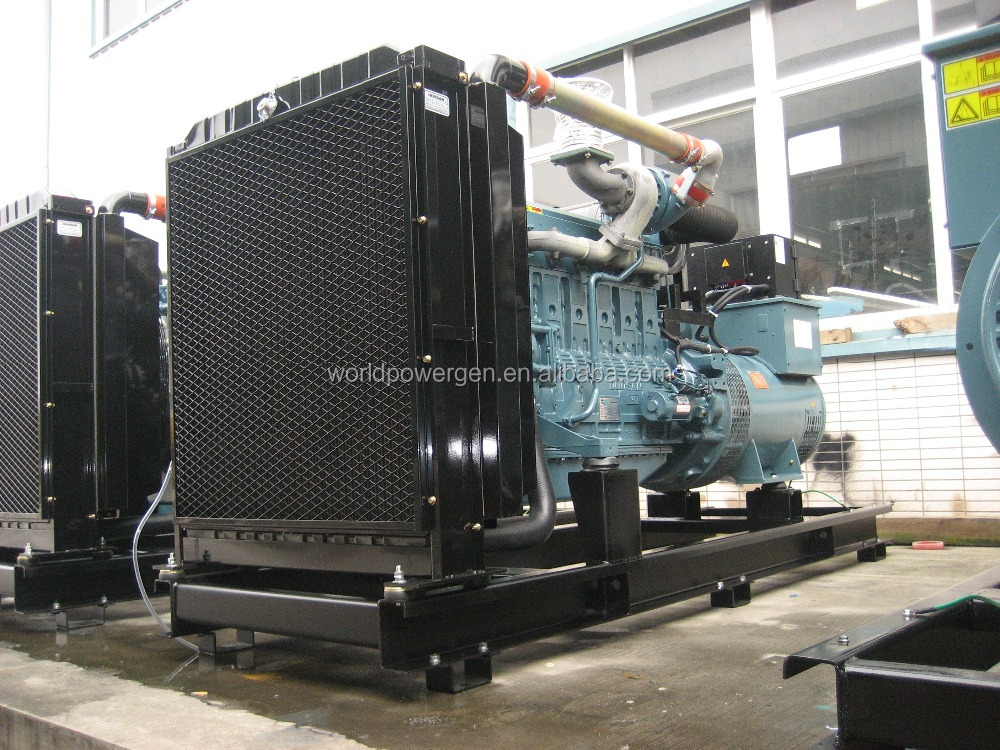 big power diesel generator set 350kva