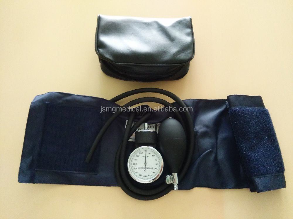 High Quality Aneroid Sphygmomanometer with Stethoscope
