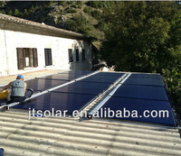 Swimming pool use Solar Water Heater Collector with Antifreezing Tube