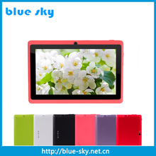 Newest 7 Inch Cheap Tablet Pc Skype Video Call With Wifi,Camera And Android 4.4 OS